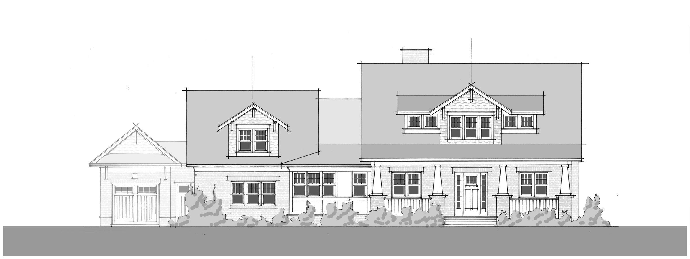 Ardmore - Front Elevation_2400