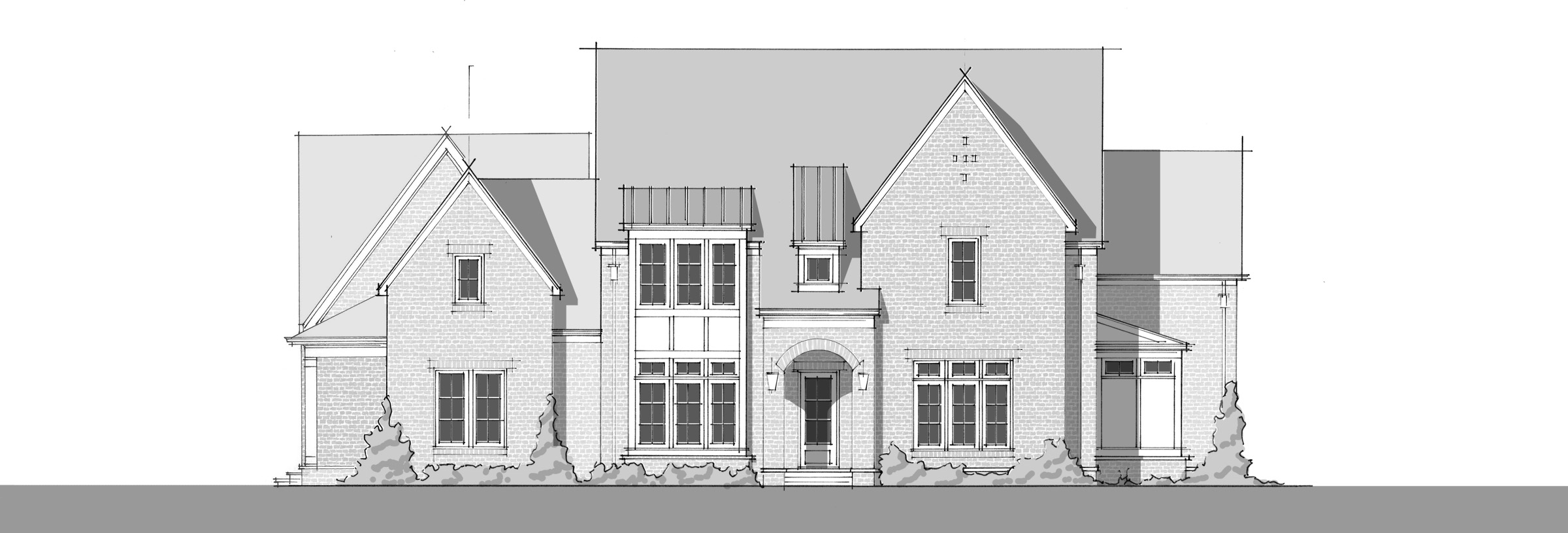 The Westgrove - Front Elevation_1200