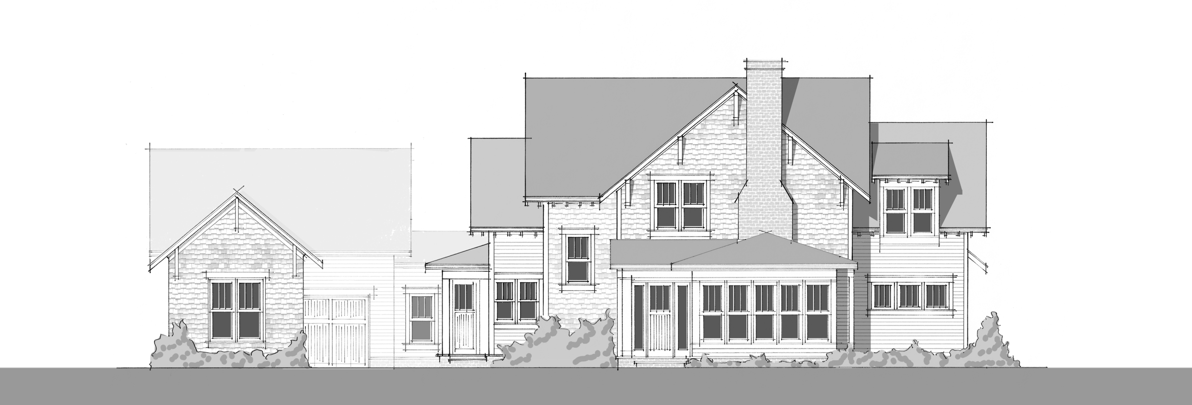Highland Square - Front Elevation_2400