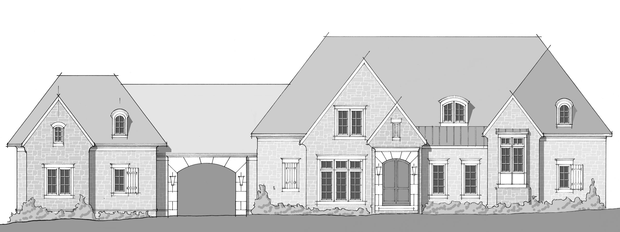 Meadowvale - Front Elevation_2400