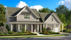 Old Mill Farmhouse - rendering front